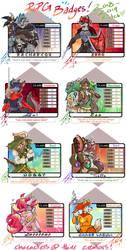 COM: RPG Badge Batch 2018-2019 by carnival