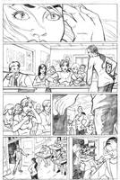 ultimate spiderman page 20 by adampedrone8