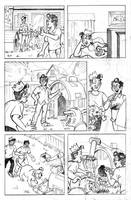 Jughead Doghouse Dilema pg 2 by adampedrone8