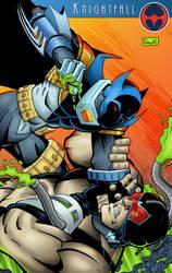 Batman: Knightfall by adampedrone8