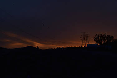 Sonnenuntergang by Lethifold