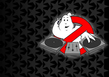 ghostbusters dj ghost by melonsmasher