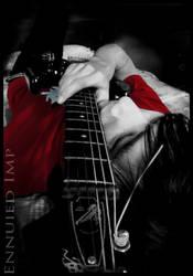 Melancholy In My Strings by EnnuiedImp