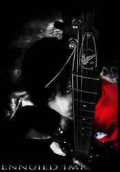The Music In My Strings by EnnuiedImp