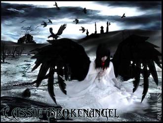 Broken Angel by EnnuiedImp