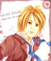The Real Life Nagisa by remedygrey