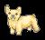 Free French Bulldog icon by PoorOldDragon