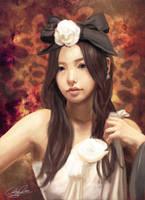 Min Hyo Rin by zamboze
