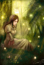 Song of Forest by zamboze
