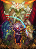 Breath of Fire IV - Fou lu by zamboze