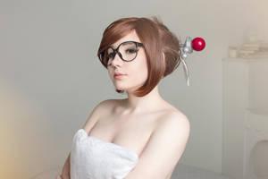 Overwatch - Mei cosplay by Setor