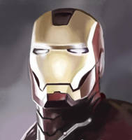 Iron Man by TheBoyofCheese