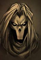 Death - Darksiders by TheBoyofCheese