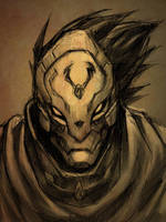 Strife - Darksiders by TheBoyofCheese
