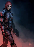 ME3 - Galaxy at War by TheBoyofCheese
