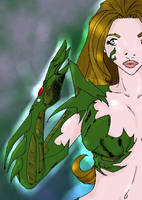 Witchblade Colored v.2 by SDMcCarty