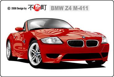 BMW Z4 M411 by bunaioding