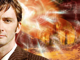 Dr Who Gallifrey by evionn