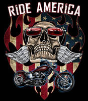 RIDE AMERICA by rawclips