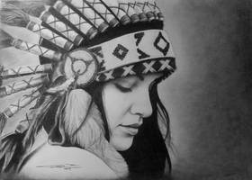 Pencil Drawing by ArtDitional92