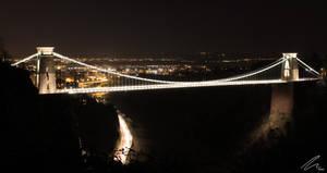 BRUNEL BRIDGE by tomweston