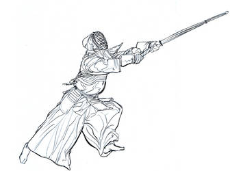 Kendo by macart1