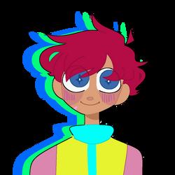 zac, aka a sunshine child by cherryblu-e