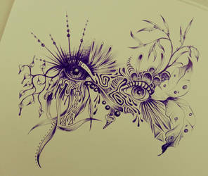 Trippy Eyes 2 by Loodlez