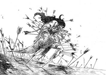 Kematian Abimanyu by transbonja