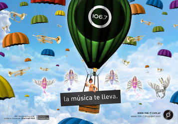 LA MUSICA TE LLEVA by rastafede