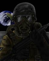 Space Nazi by LightiningDragon