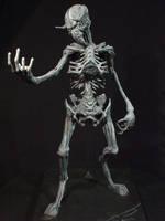 NINEZ sculpture 1 by williamnezme