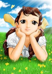 Manga Studio e Photoshop CS by Jhonat