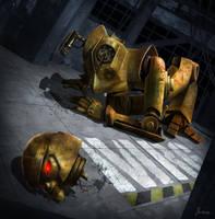 Robo MRG by Jhonat
