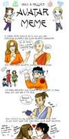Avatar Meme by oreochan