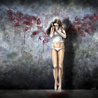 Suicide Angel  digital revamp by SYoshiko