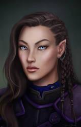 Elaryn by SYoshiko