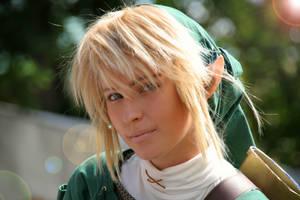 Link - Legend of Zelda Cosplay by Eressea-sama