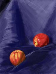 :: still life :: dem apples by tristanrocks