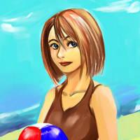 Painter 6 Junk Beach by djmidori
