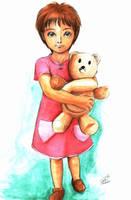 Little Pilika by djmidori