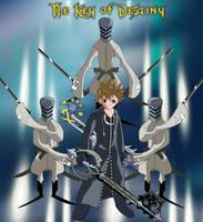 Member XIII : Roxas by DeathscytheVII