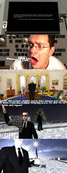 Obama quote in MGS5!? Wait just a minute... by MichaelJordy