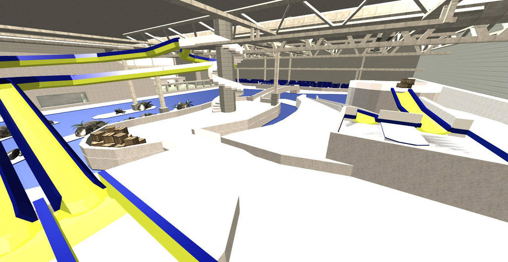 Indoor Water Park For Xps By Michaeljordy On Deviantart