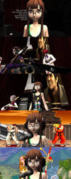 Request #2472 Futaba's concert by MichaelJordy