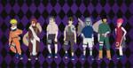 Request #2618 Naruto's Bizzare Adventures by MichaelJordy