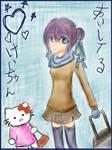 Happy birthday Kay-chan by DarkPurpleStripes