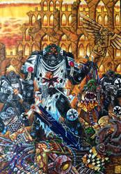 Emperors champion. by DeadeyeDavid