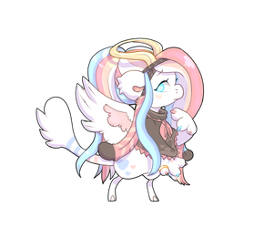 The Angel by Kandy-Cube