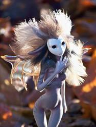 fall faun 1 by ladymeow